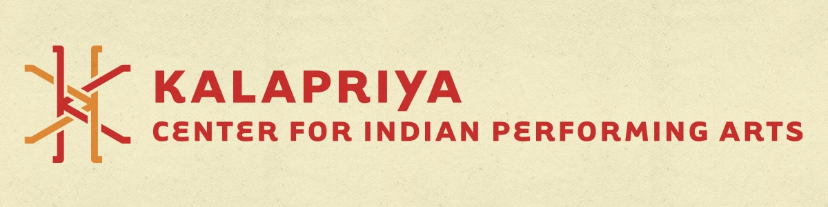 Kalapriya's Horizontal, Full Name Logo