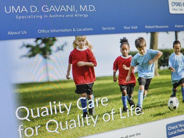 Dr. Gavani Web Site